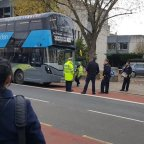 Teenager seriously injured in Kingston bus crash